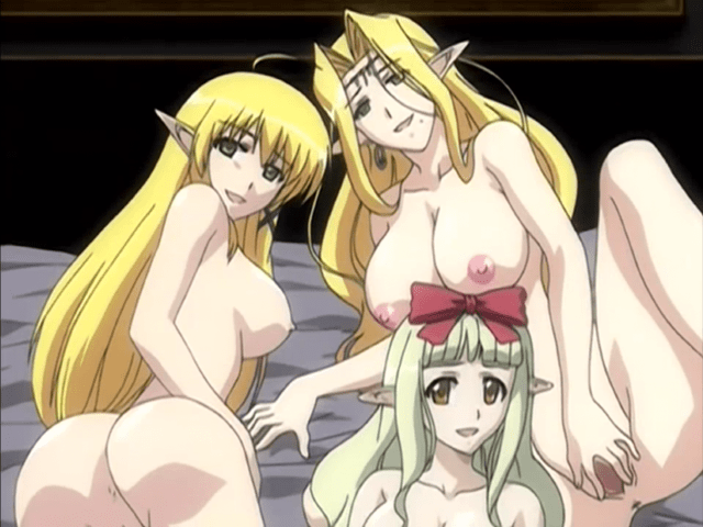 [HMV] Elves are for Lewd III
