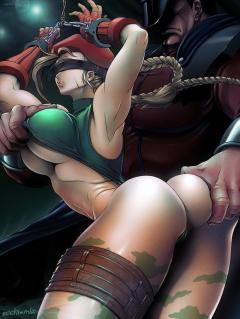 Street Fighter Hentai Drawing 01