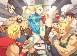 Street Fighter Hentai Drawing 05