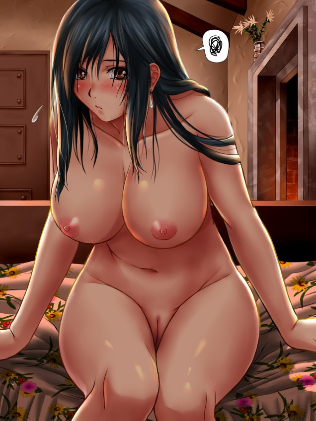 Black Haired Hentai Girl Ecchi 30