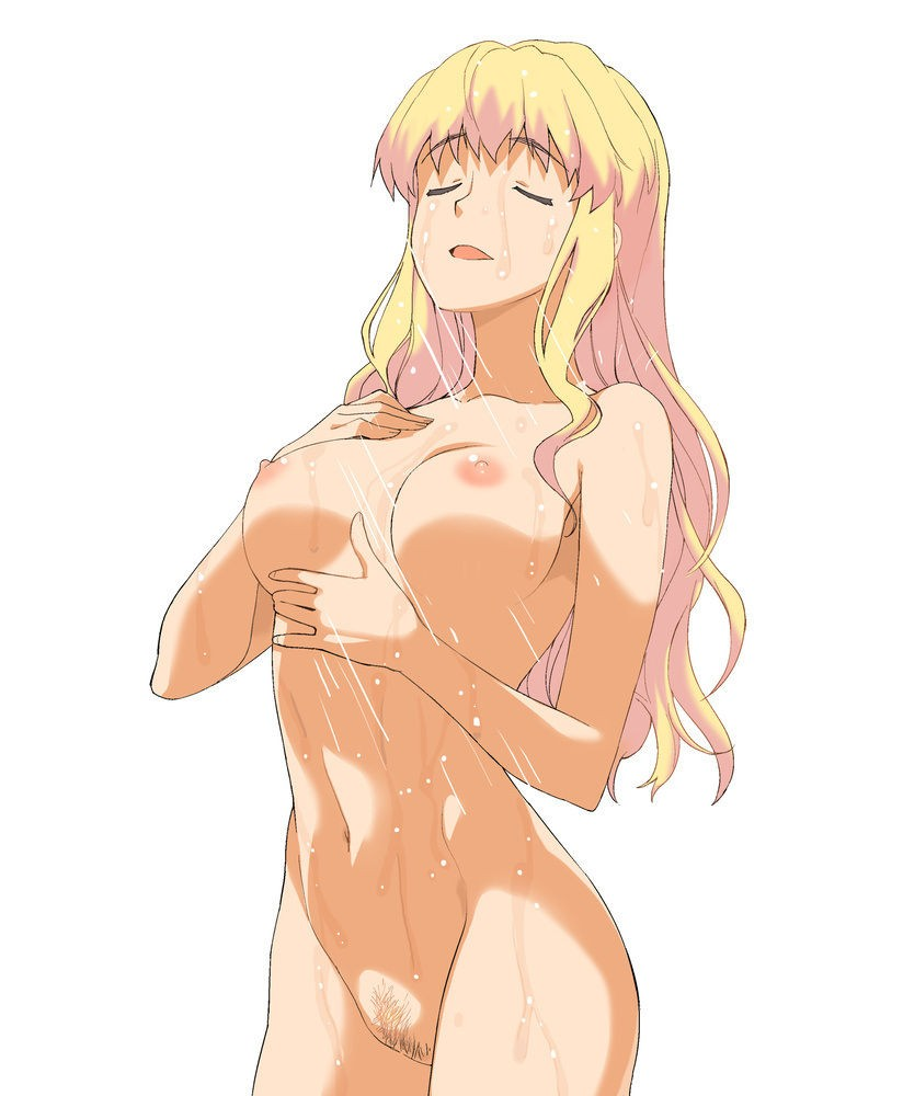 Bath And Shower Hentai Drawing 08