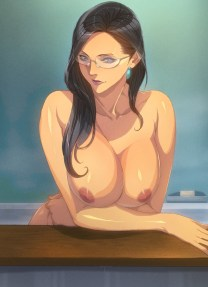 Girls With Glasses Hentai 09