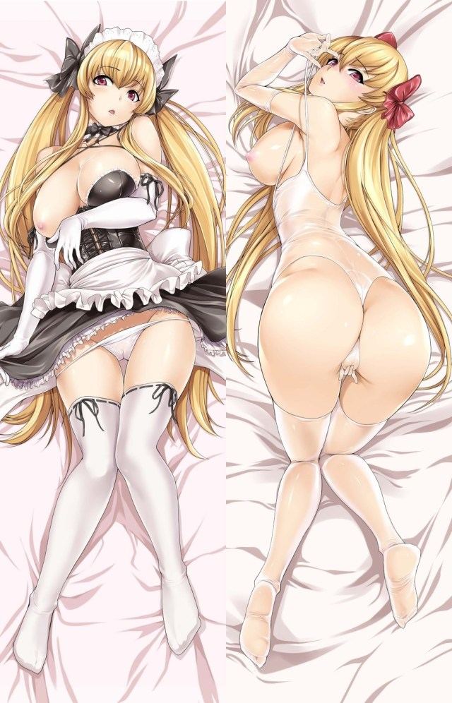 More Ero-Dakimakura Hentai Pillowcase Covers