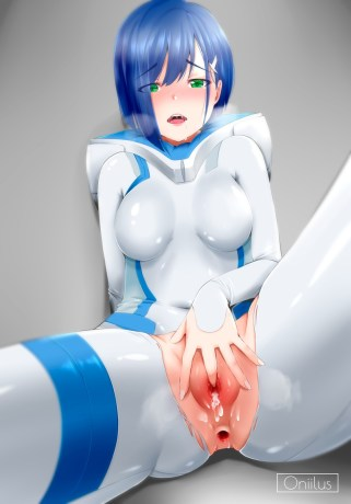 Ichigo DARLING in the FRANXX Hentai 28