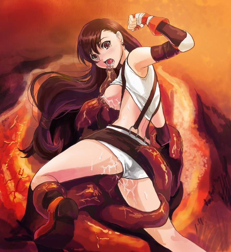 Tifa Lockhart Final Fantasy VII 04
