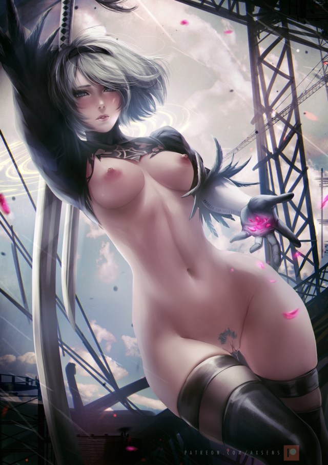 Thirty More 2B Nier: Automata Hentai Drawings
