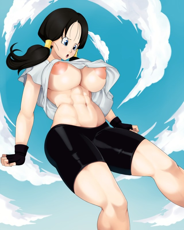 Thirty Hentai Drawings Of Videl From Dragon Ball