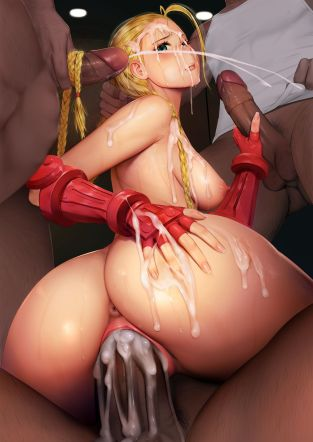Street Fighter Hentai 08