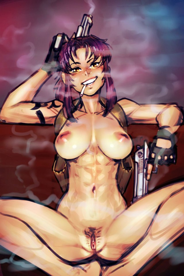 Thirty Hentai Pictures Of Revy From Black Lagoon