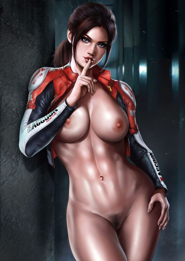 Thirty Hentai Pics Of Claire Redfield From Resident Evil