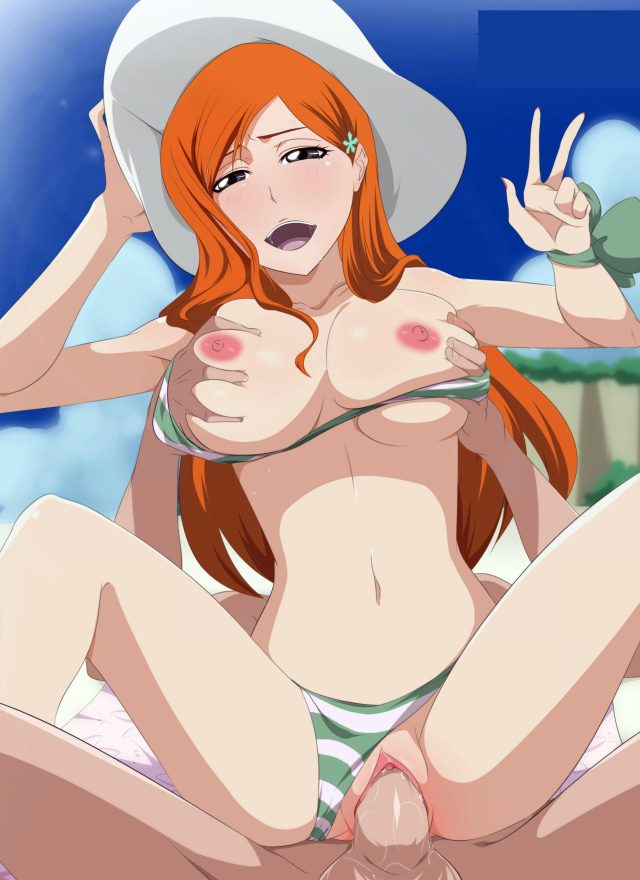 Thirty Hentai Pics Of Orihime Inoue From Bleach