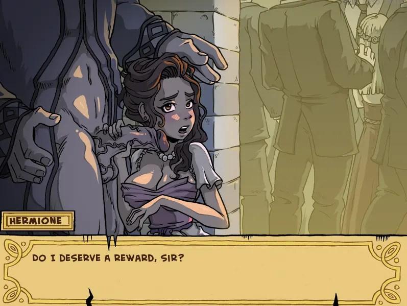 Hermione Sex Game