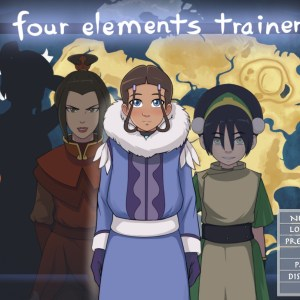Knee-Jerk Reactions: Four Elements Trainer