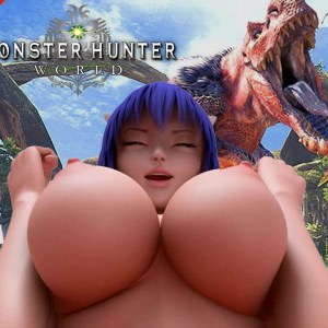 Monster Hunter: World Nude Mods Are Here