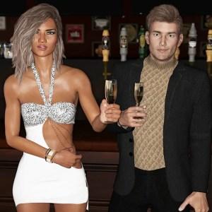 3D Porn Visual Novel: The Adventurous Couple