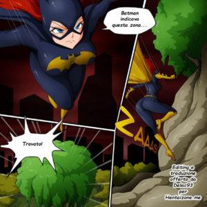 batman batgirl vs poison
