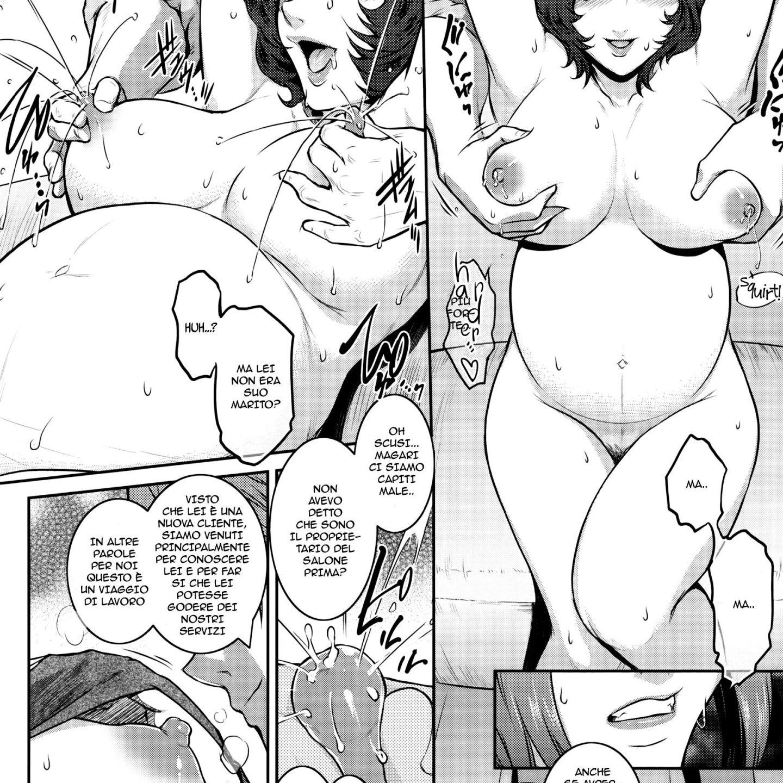Milf – Le donne incinta sono vogliose