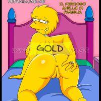 Simpson - Il prezioso anello di famiglia