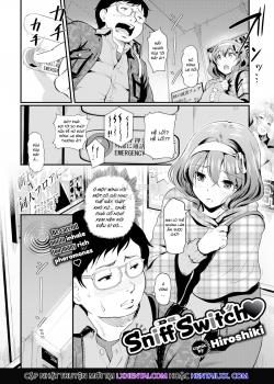 Truyện Hentai Sniff Switch ❤