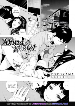 Truyện Hentai Akina's Secret
