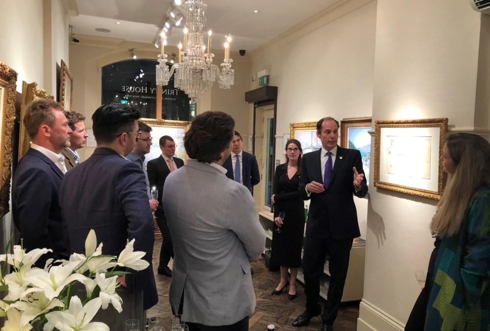 Charity Night at the Gallery – London