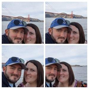 Henzi Trip to Golden Gate National Recreation Area