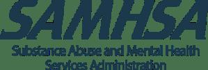 SAMHSA - Substance Abuse and Mental Health Service Administration Logo