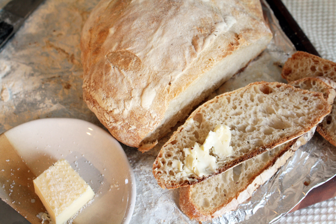 Sourdough yeast starter [infographic] and boule - heo yeah yum: a ...