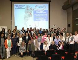 HCV Sin Fronteras - Argentina 25 reunión Unidades Centinelas Hepatitis virales