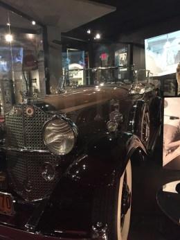 Harlow's 1932 Packard