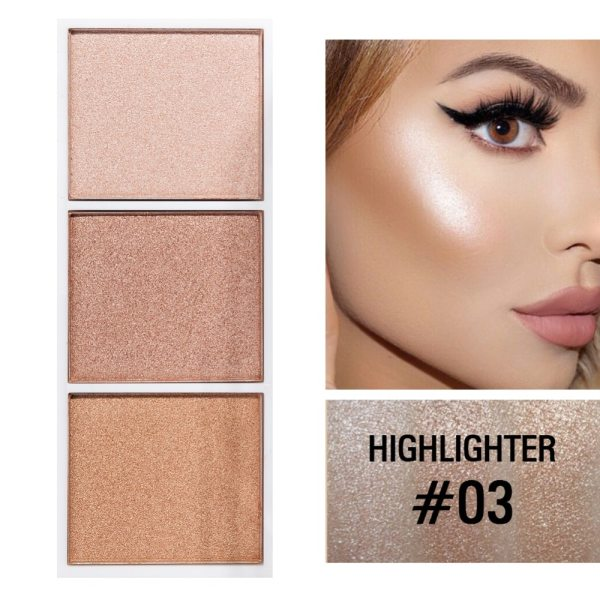 Face Contour Powder Bronzer
