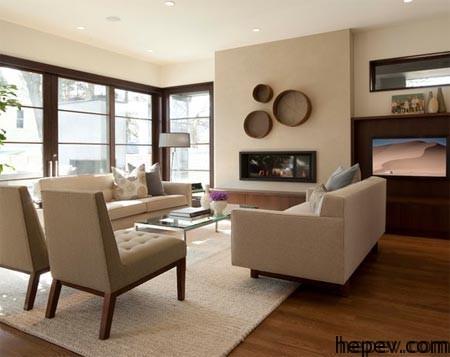 evi geniş göstermek için dekorasyon tüyoları