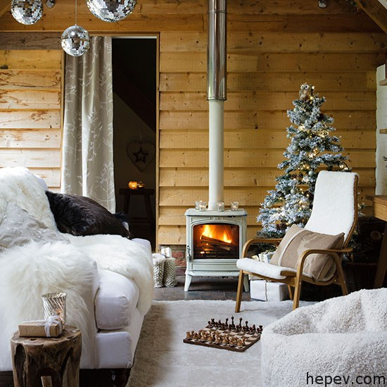 winter style room