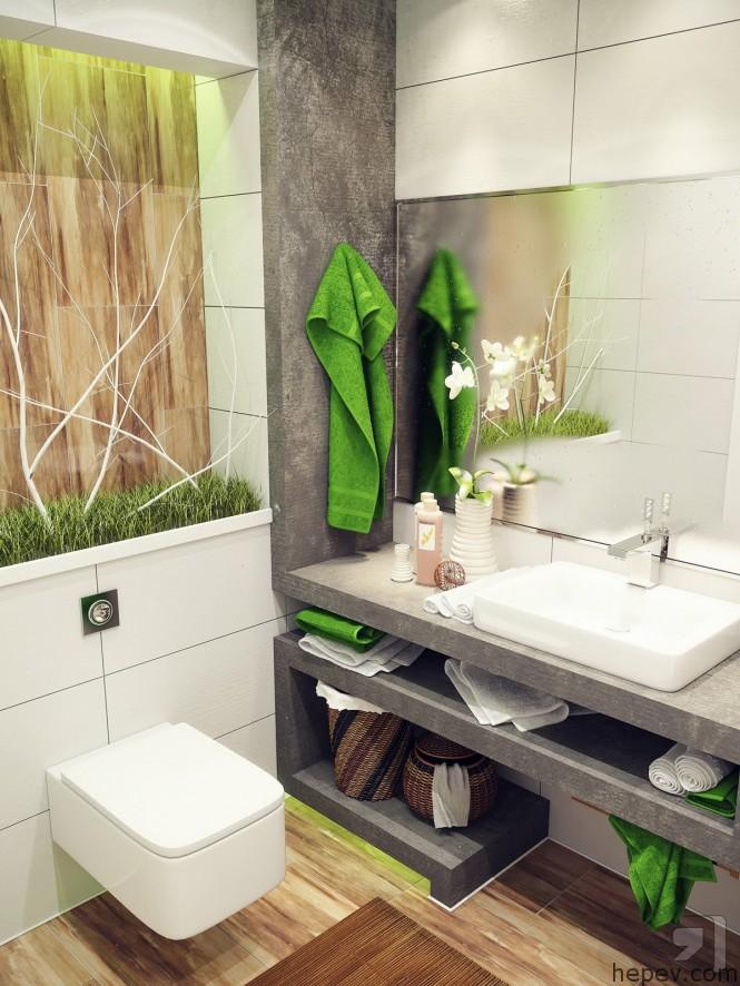 Küçük tuvaletler