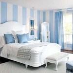 Mavi Renk Yatak Odaları
