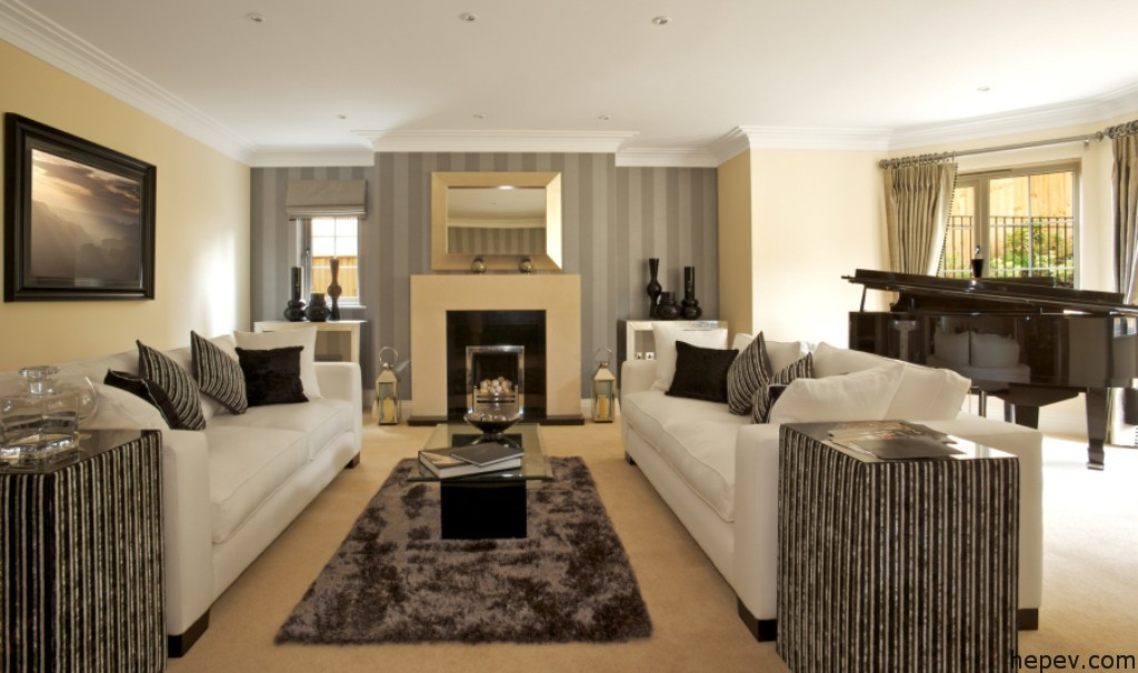 rectangular room