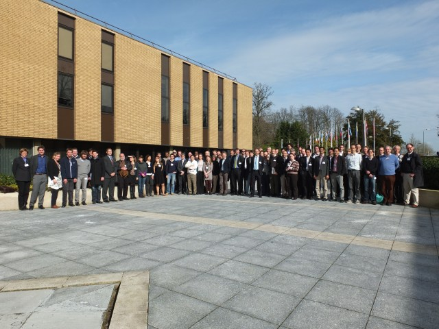 Participants of the 4th Workshop at ECMWF