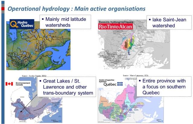 Quebec-Oorganisations