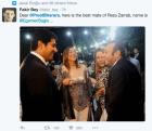 Reza'nın kankası
