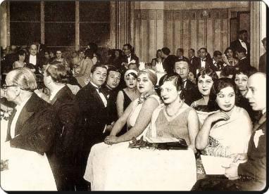 Eski Istanbul - Beyoglu Pera Palas 1930 lar