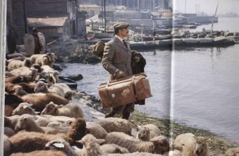 Eski Istanbul - James Bond, Sean Connery