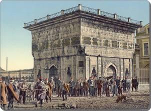 Eski Istanbul - Tophane 1900 ler
