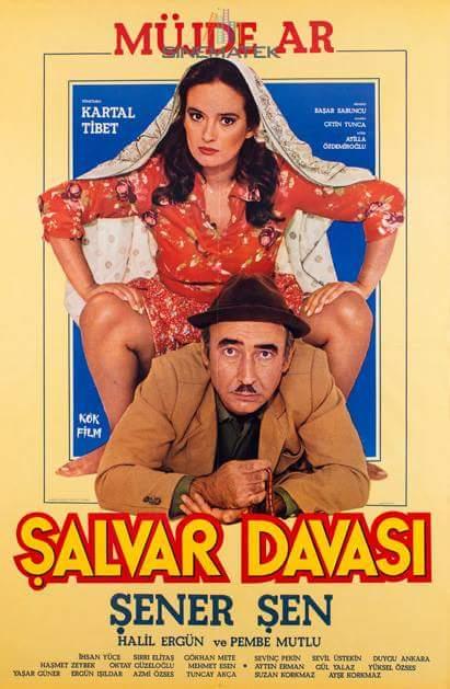 Salvar Davasi