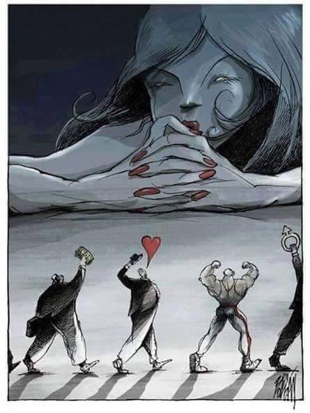 Modern Hayat Karikatur 7