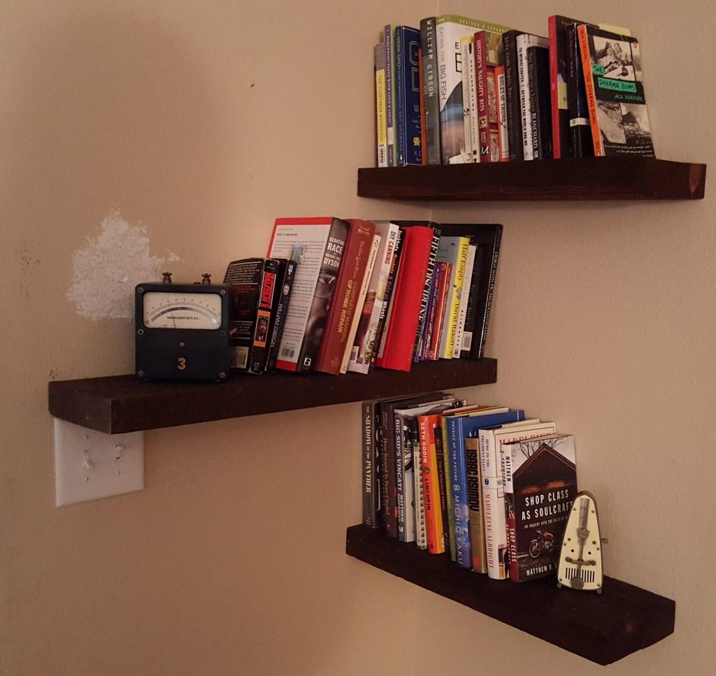 Shelf update
