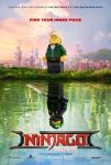poster the lego ninjago movie