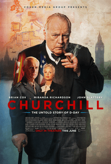 poster film churchill