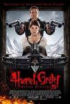 sinopsis Hansel & Gretel: Witch Hunters