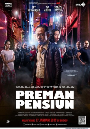 Preman Pensiun (2019) - IMDb