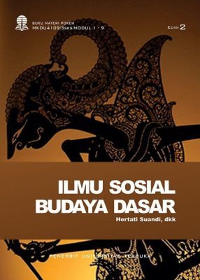 buku ilmu sosial budaya dasar ut